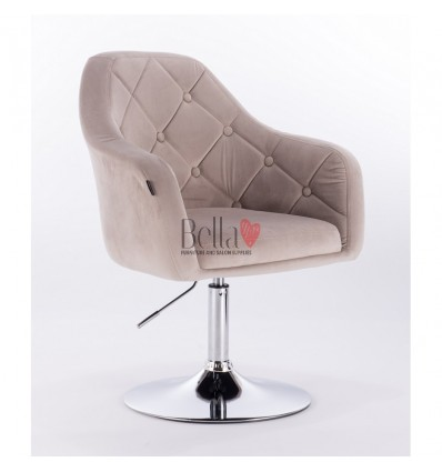 Hroove Salon Chair - beige BFHR831