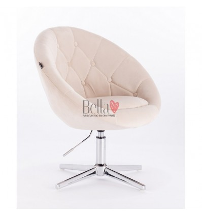 Hroove Salon Chair - cream BFHR8516