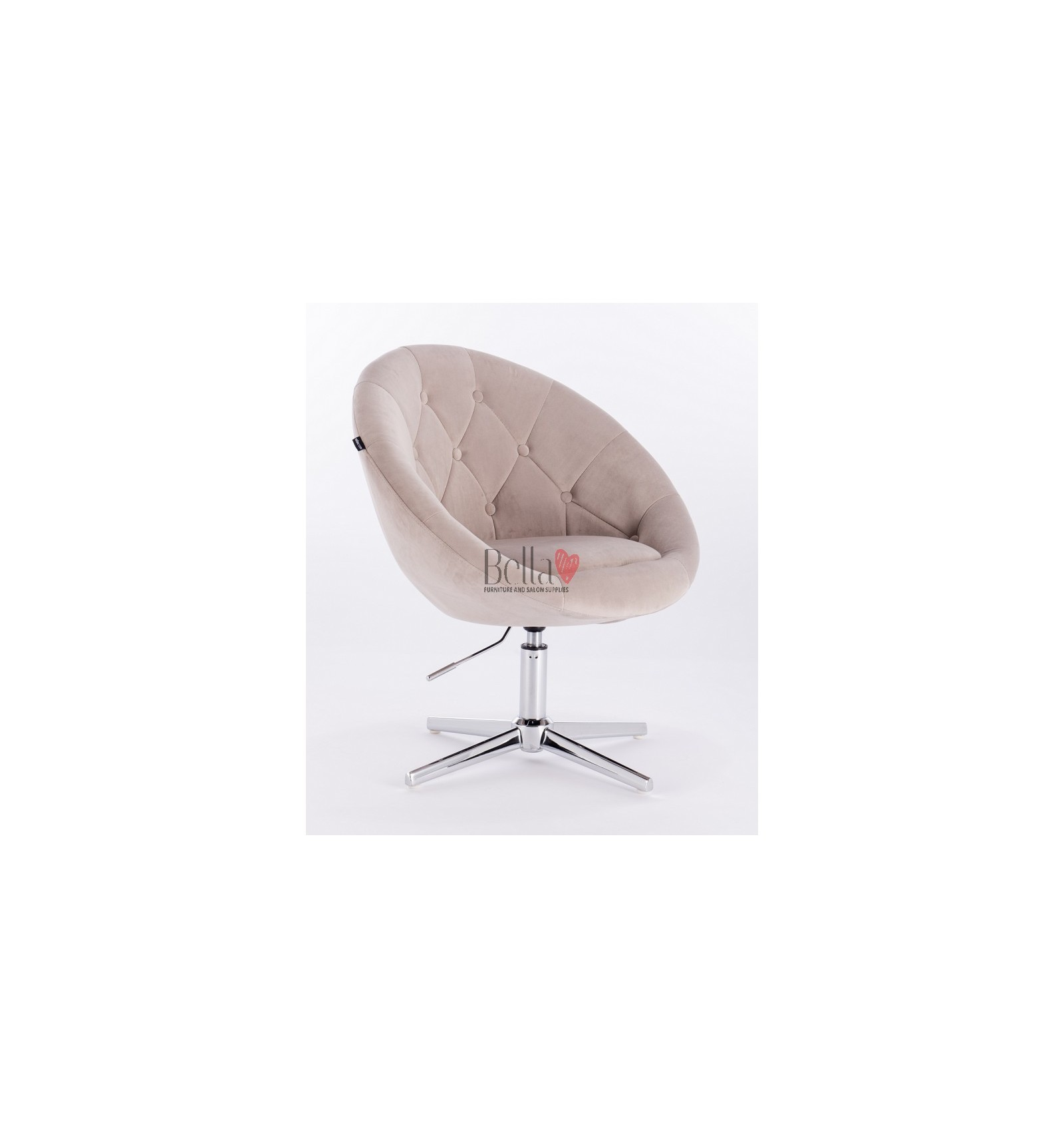 Swivel chairs with gas lift for beauty salons and nail salons