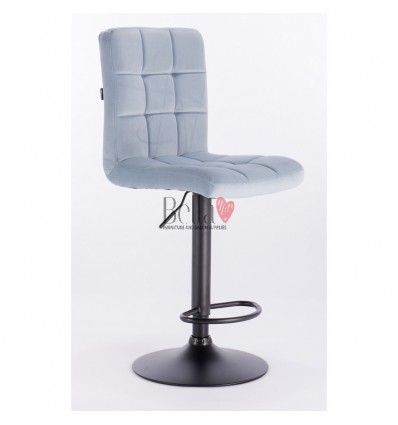 Light blue chairs for sale. Hroove Salon High Chair - Light Blue BFHR7009