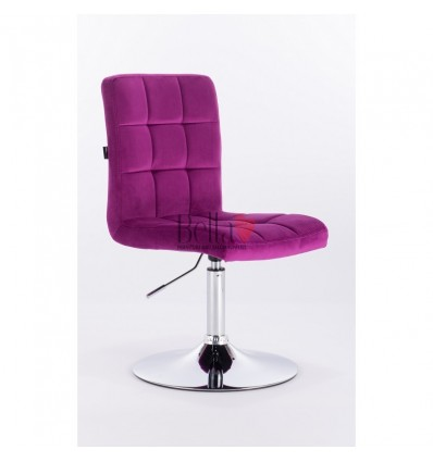 Hroove Salon Chair - purple salon chair Dublin BFHR7009N