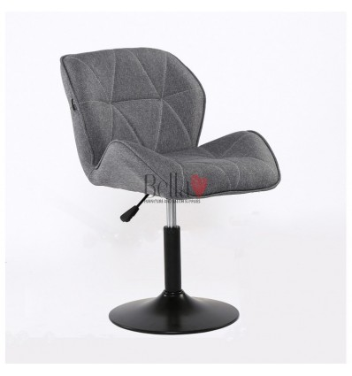 Hroove Salon Chair - Grey salon chairs Dublin BFHR111