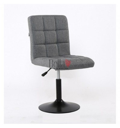 Hroove Salon Chair - Grey salon chairs Dublin BFHR1015