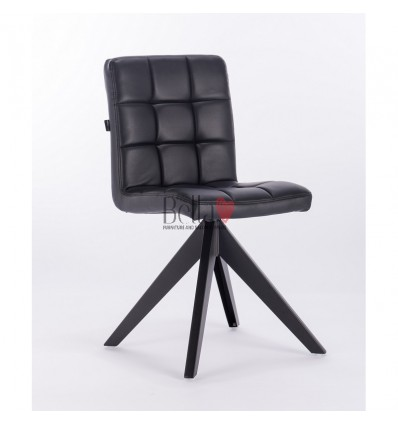 Hroove Salon Chair - Black BFHR7009