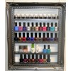 Nail Polish Display Frame - Gun Metal Grey