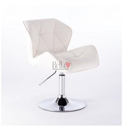 Luxury salon Chair White BFHC111N