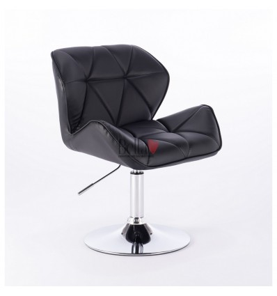 Luxury salon Chair Black BFHC111N