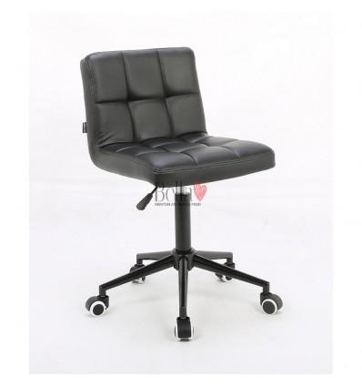 Hroove Salon Chair on Wheels - Black chairs on wheels BFHR1015K