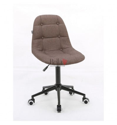Brown chairs for beautician. Brown chair for beauty salons Ireland BFHC1801K