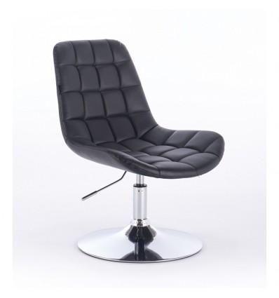 Hroove Salon Chair Black Bella Furniture Ireland BF590N