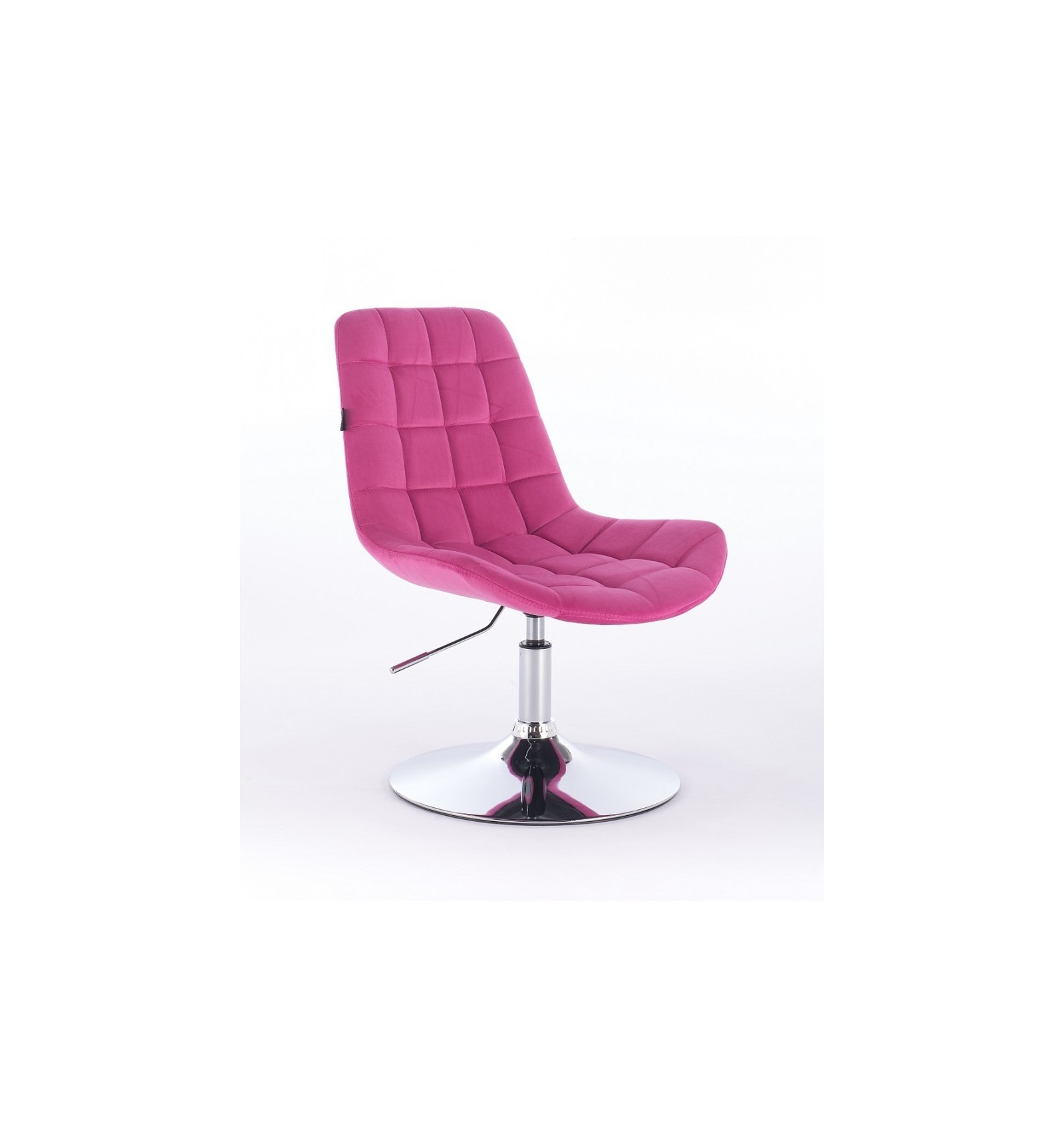 Hroove Salon Chair Pink Bella Furniture Ireland 590n