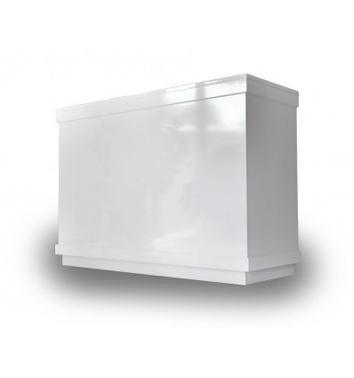 Salon Reception Desk - R49 Standard Bella Furniture Ireland