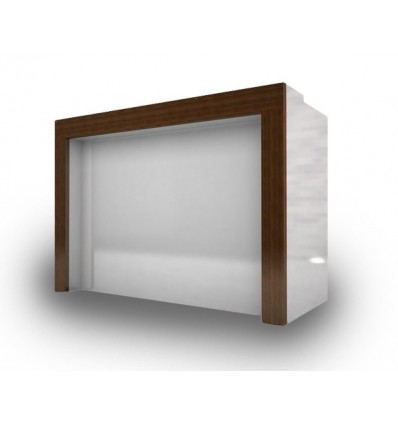 Salon Reception Desk - R5 Standard Bella Furniture Ireland