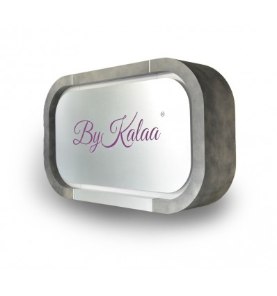 Salon Reception Desk - R24 Standard Bella Furniture Ireland
