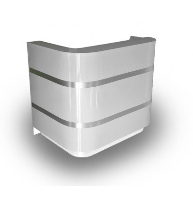 Salon Reception Desk - R14 Standard Bella Furniture Ireland
