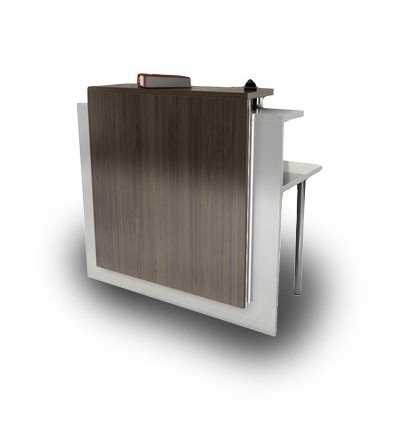 Salon Reception Desk - R10 Standard Bella Furniture Ireland