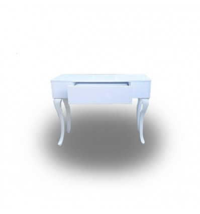 Reception High Table with Drawer, beauty salon furniture ireland