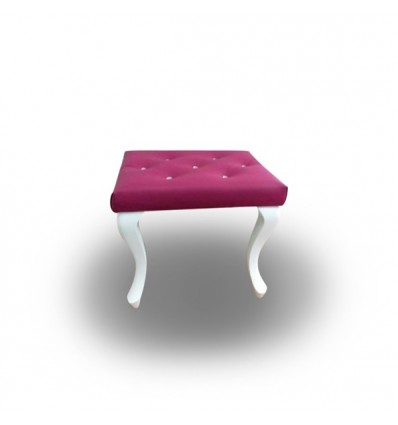 Bespoke reception Waiting stool, beauty salon furniture ireland