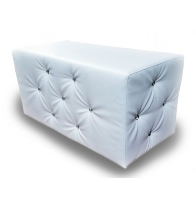Reception Pouf Small or Large, beauty salon furniture ireland,