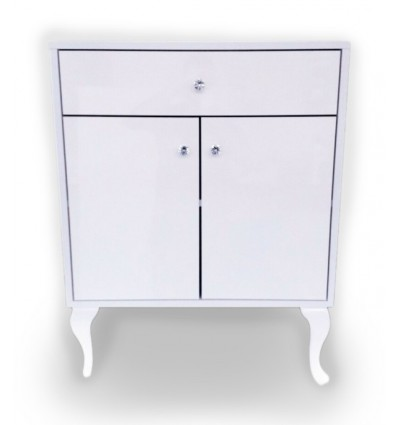 ROSSA Wide Cupboard - Bella Diamond Collection