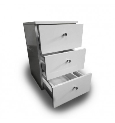 TONINO Small cupboard with three drawers - Bella Diamond Collection