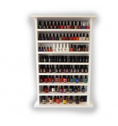 Nail Polish Shelves – Beauty saoln Furniture Ireland