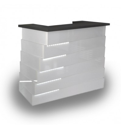 Salon Reception Desk - R3 Standard Bella Furniture Ireland