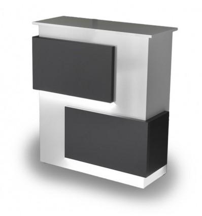 Salon Reception Desk - R1 Micro Bella Furniture Ireland