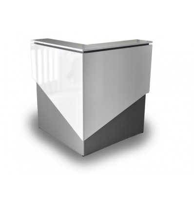 Salon Reception Desk - R38 Micro Bella Furniture Ireland