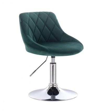 Styling Chair - Green Velour BFHC1053 Bella Furniture Ireland