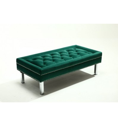 Hroove Bench - Studded Green BFHR6081B