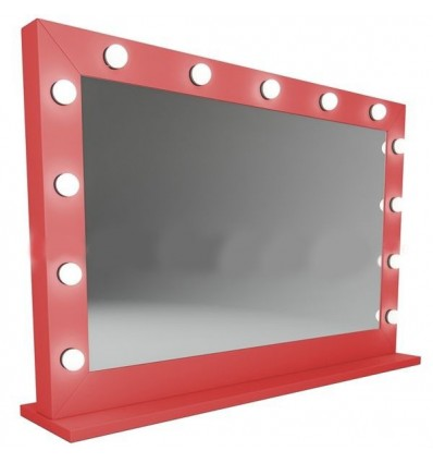 Hollywood Mirror White - 80x120