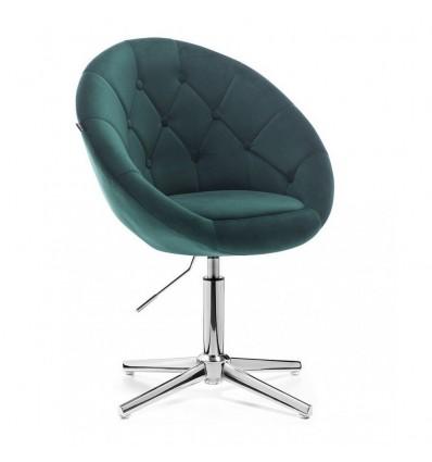Hroove Salon Chair - Green BFHR8516