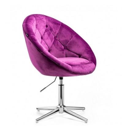 Hroove Salon Chair - Fuchsia BFHR8516