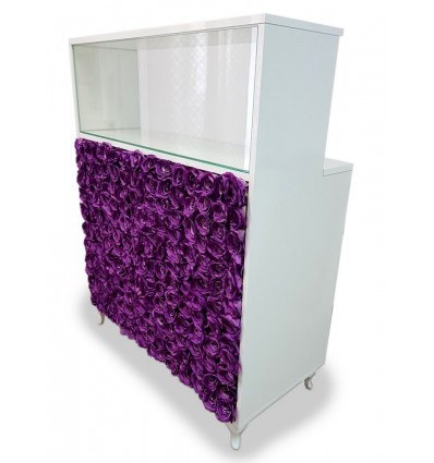 TULIPE Reception Desk - Bella Diamond Collection