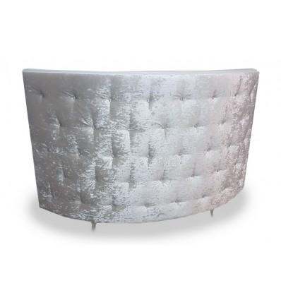 MARMO Salon Reception Desk – Bella Diamond Collection