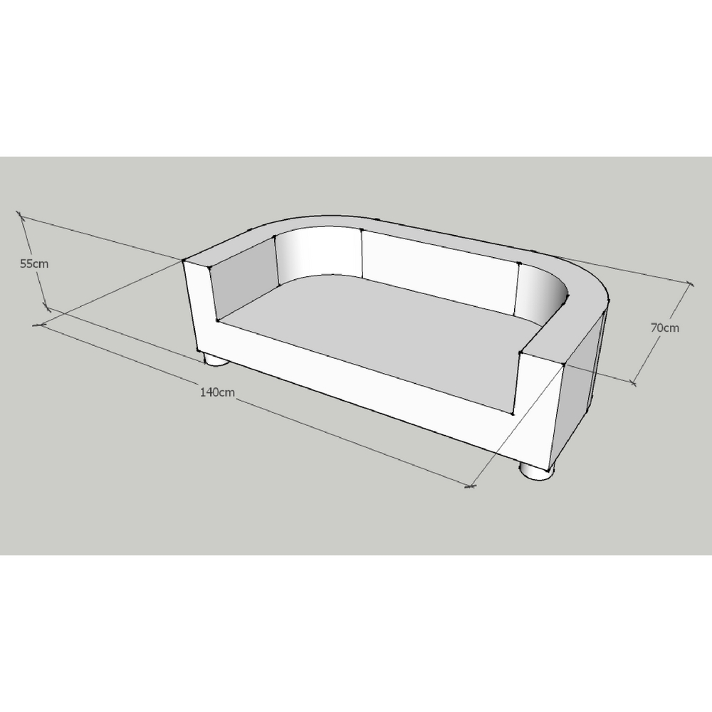 bella furniture sofa