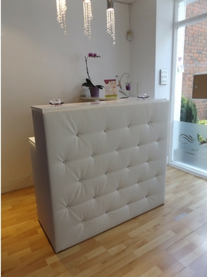 bellafurniture reception desk
