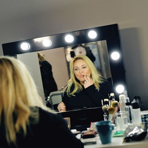 diva makeup mirrors.